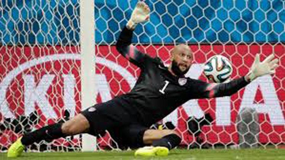 Tim Howard on FIFA Scandal, Soccer and Beating Tourette's