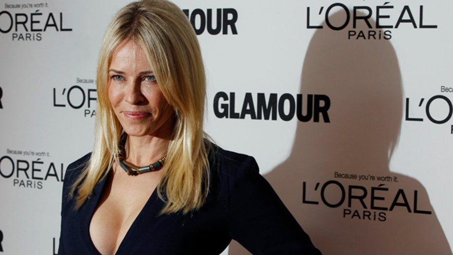 Chelsea Handler a flash-o-holic?