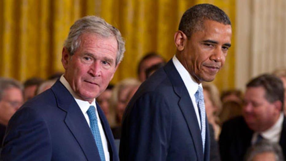 Assessing presidential legacy