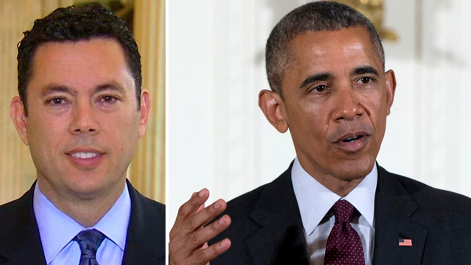Rep. Chaffetz: White House 'stonewalling' FOIA requests