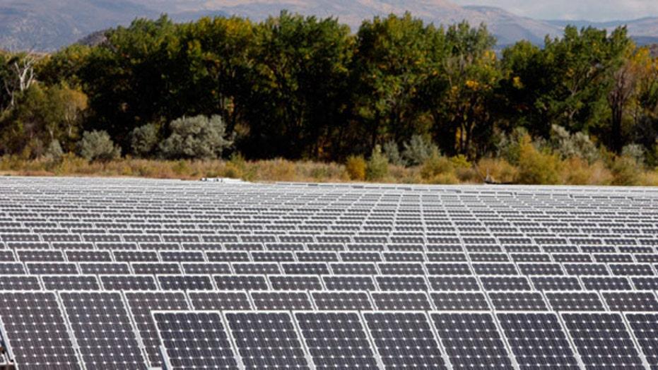 Report: Feds pour $32 million into solar companies
