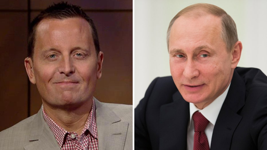 Grenell: Putin sees that Obama's words 'mean nothing'