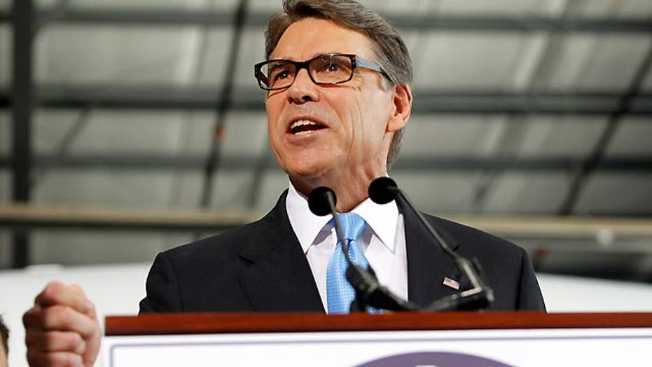 Will Rick Perry's redemption run be successful?