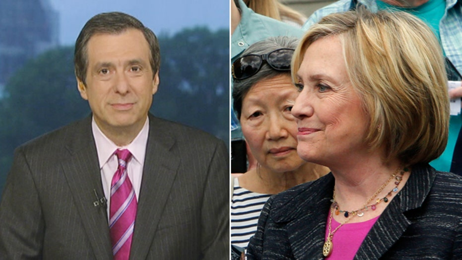 Kurtz: Hillary's fall to Earth