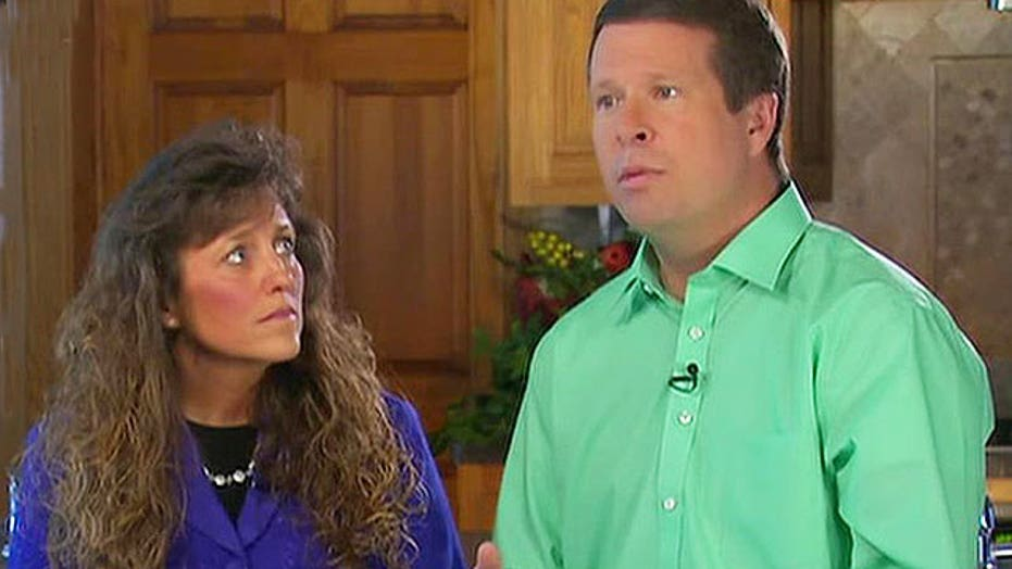 Exclusive: The Duggars respond to their critics