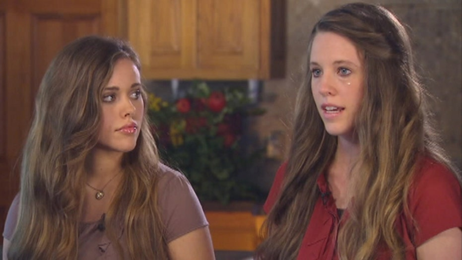 Duggar sisters break their silence over the allegations