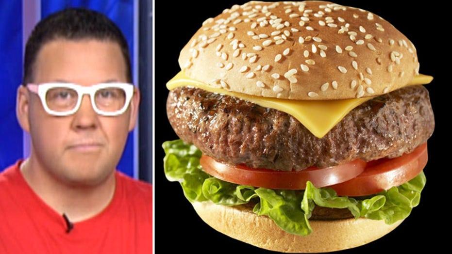 Graham Elliot's burger tip: Use an ice cube