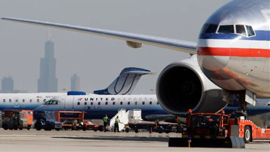 EPA preparing to regulate emissions for airline industry