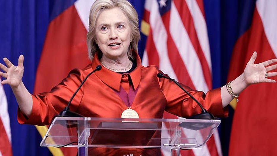 Is Hillary's voting rights jab a smart strategy?
