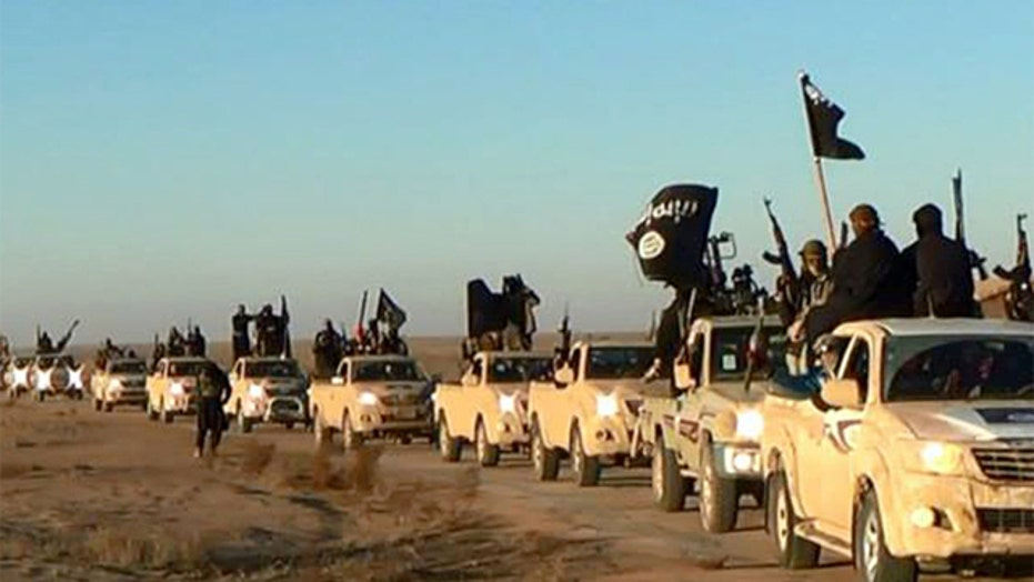 Insight into the setbacks in the fight against ISIS