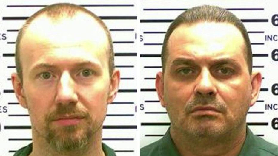 Convicted murderers escape from maximum security prison