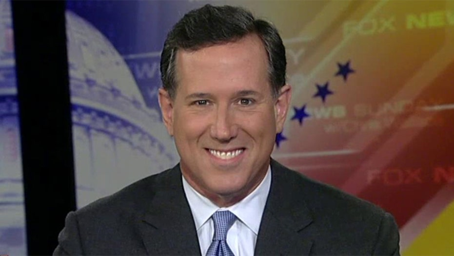 Can Rick Santorum win the GOP presidential nomination?