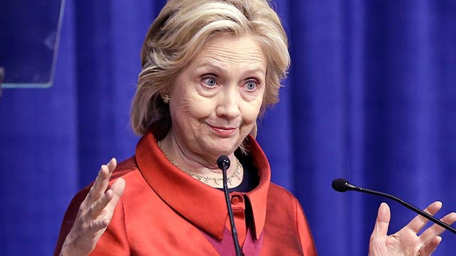 Political Insiders Part 1: Clinton slips: Can she win?