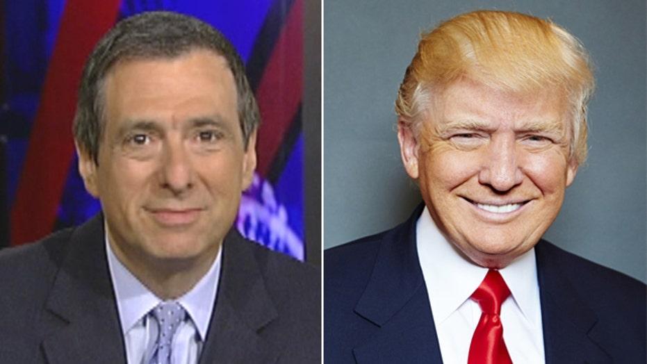 Kurtz: The return of The Donald?