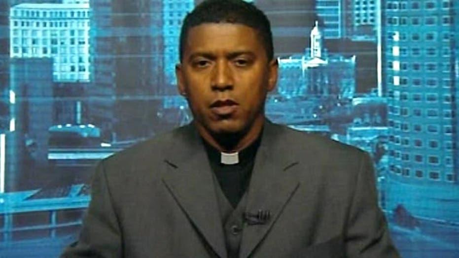 Black pastor: Why I called Sharpton a pimp