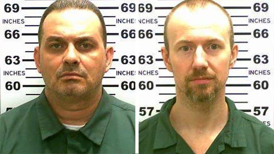 Inside the manhunt for escaped NY inmates