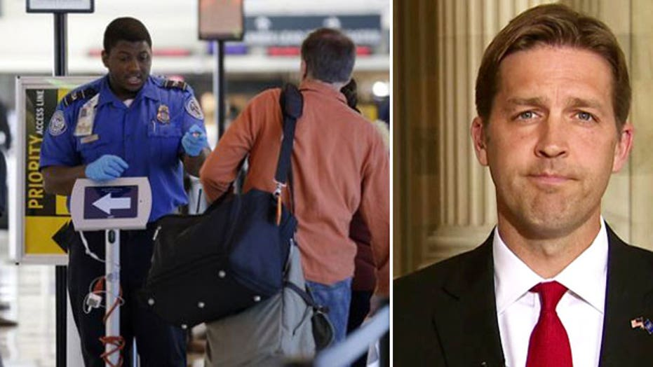 Sasse wants Obama to declassify all info on TSA failures