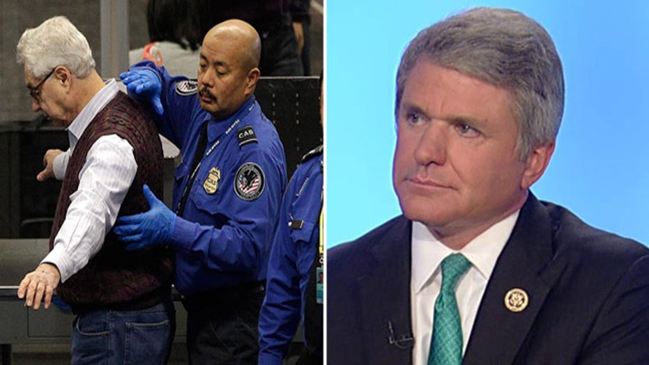McCaul: TSA workers' terrorism ties 'totally unacceptable'