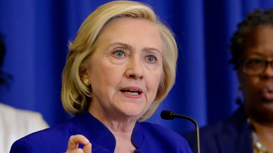 Report: State Dept. officials removed criticisms of Clinton