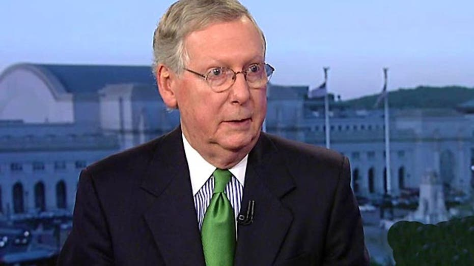 McConnell: The Senate is working again