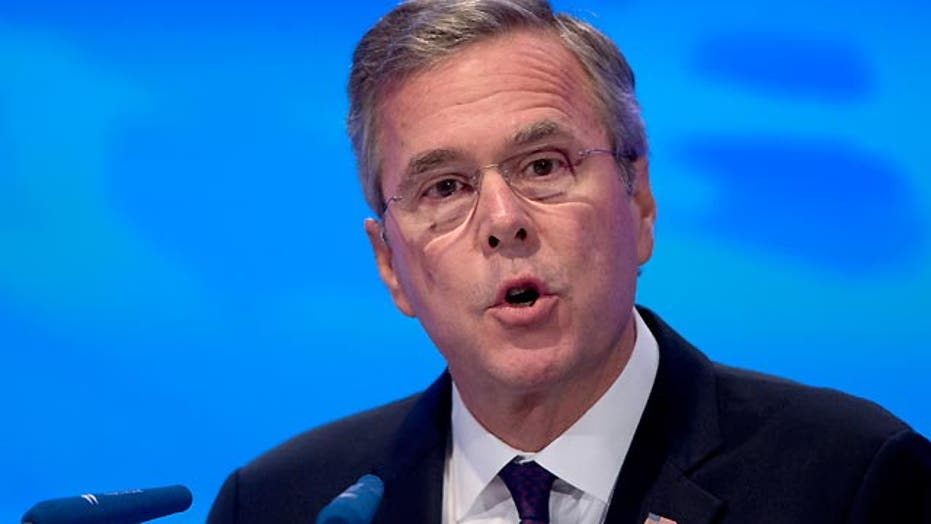Is Jeb's trip enough to boost foreign policy credentials?