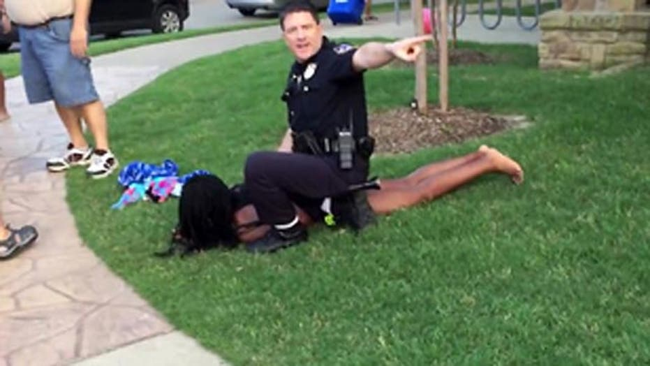 Officer involved in Texas pool incident resigns