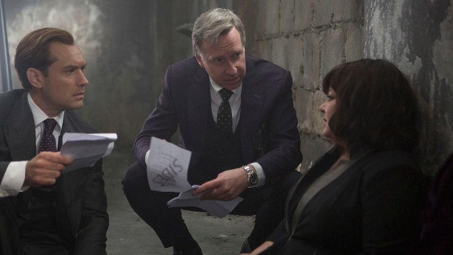 Director Paul Feig on His New Comedy 'Spy'