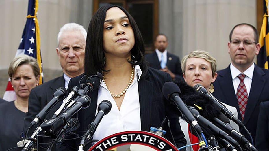 Should Baltimore prosecutor Marilyn Mosby step down?