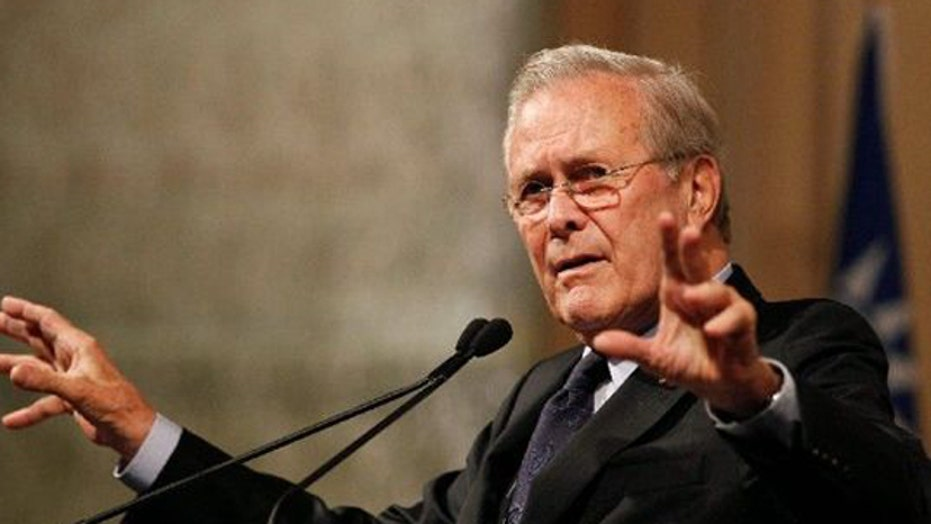 Rumsfeld: Times of London article inaccurate