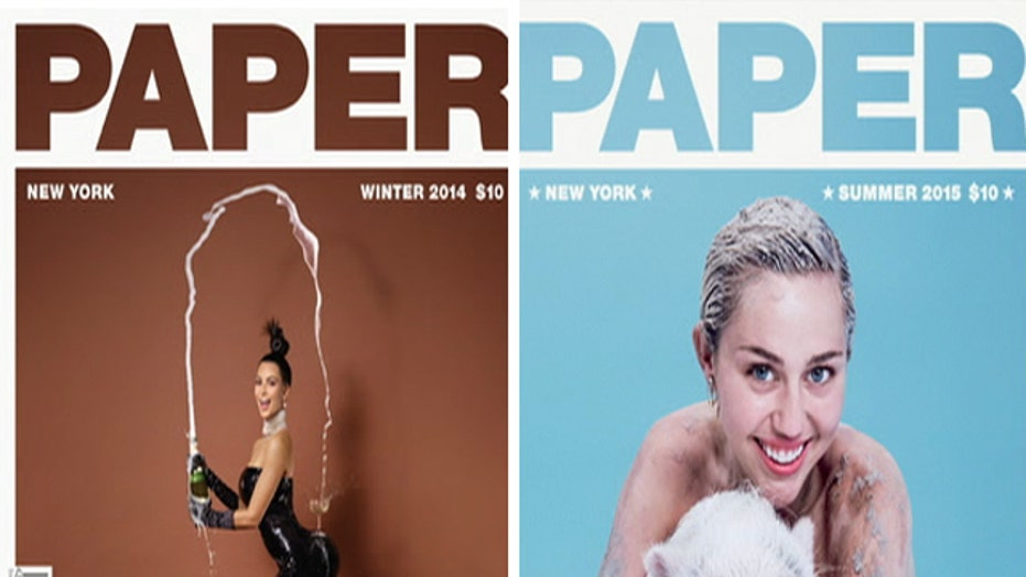 Is Paper the new Playboy?