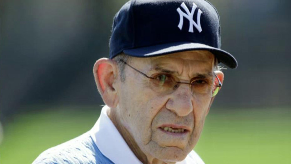 Yogi Berra gets closer to Medal of Freedom