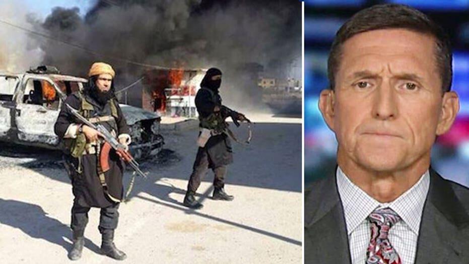 Lt. Gen. Flynn: ISIS is winning