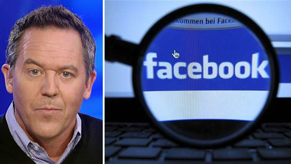 Gutfeld: Imagine if your screw-ups were posted on Facebook