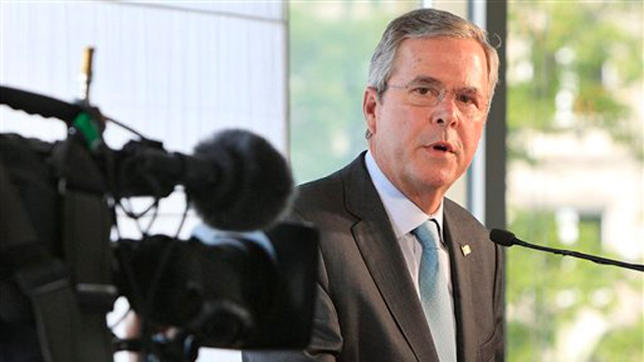 Competition for Jeb Bush?