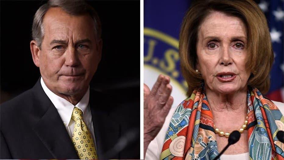 Trade bill failure sparks unusual debate between GOP, Dems