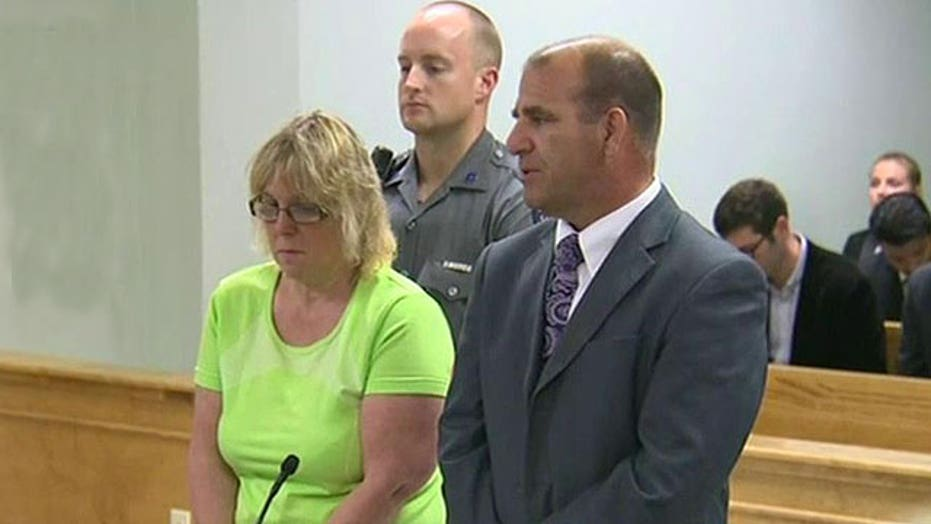 Joyce Mitchell arraigned, accused of helping escaped killers