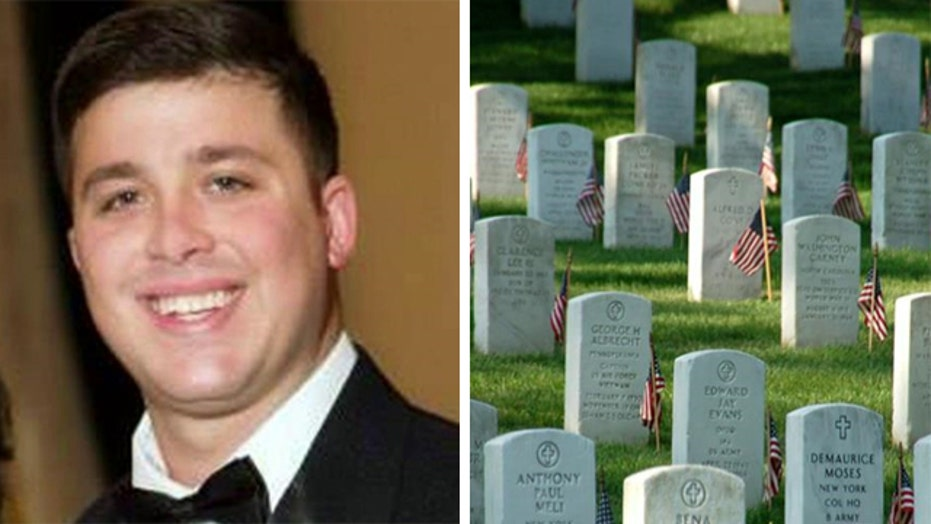 SSgt. Florich to be buried at Arlington National Cemetery
