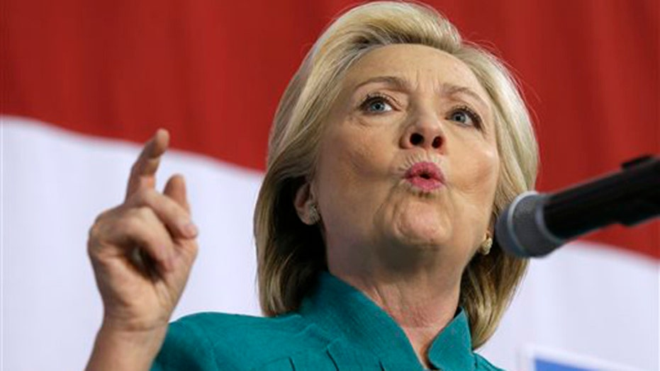 Iowa holds first major Hillary Clinton campaign rally