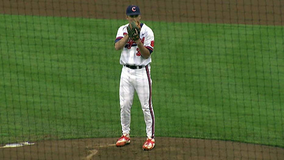 Clemson pitcher drafted to Red Sox as he begins chemo