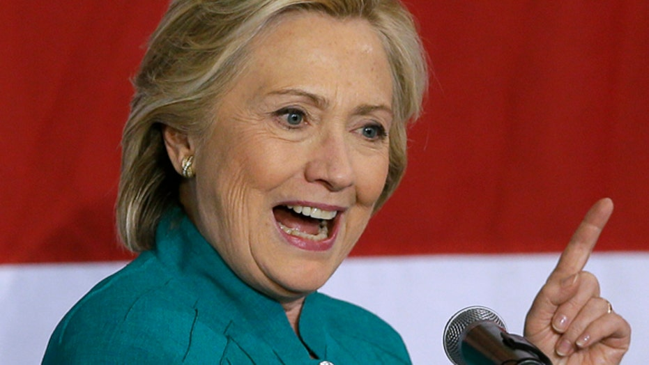 Is Clinton right person to push income inequality fix?