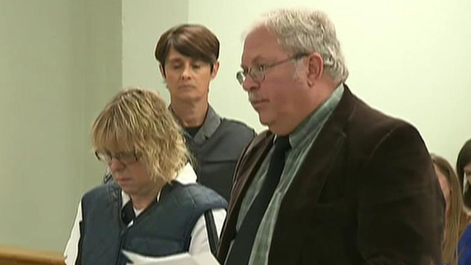 Joyce Mitchell could face up to eight years if convicted