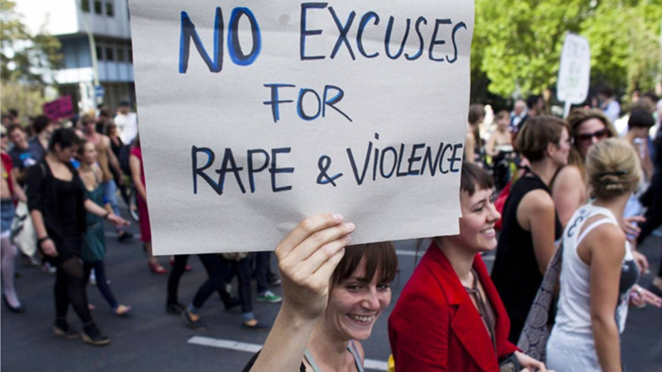 New questions on alleged college sexual assault cases