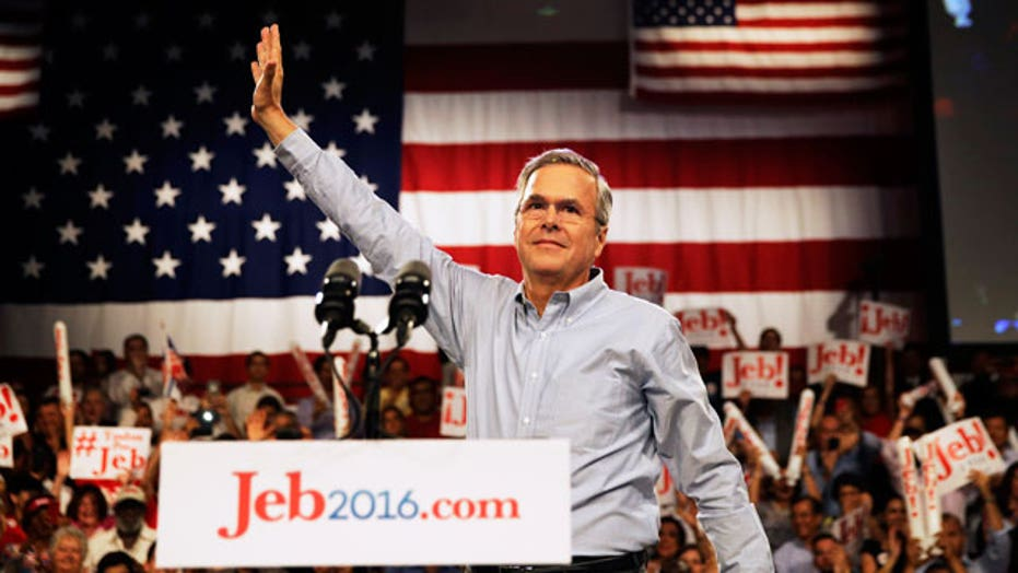 Jeb Bush: 'You and I know that America deserves better'