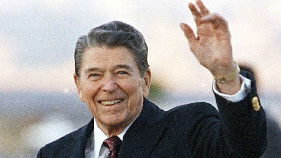 Reagan reportedly carried gun after assassination attempt