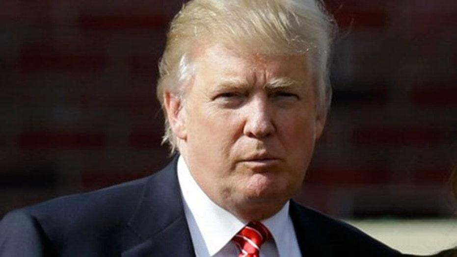 Donald Trump to make 'major announcement'