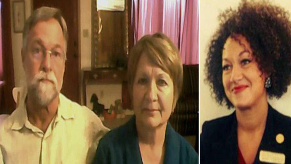 Rachel Dolezal's parents deny she identified as black child