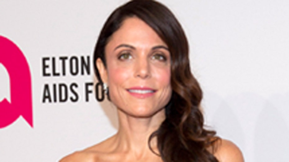 Bethenny Frankel married for fear