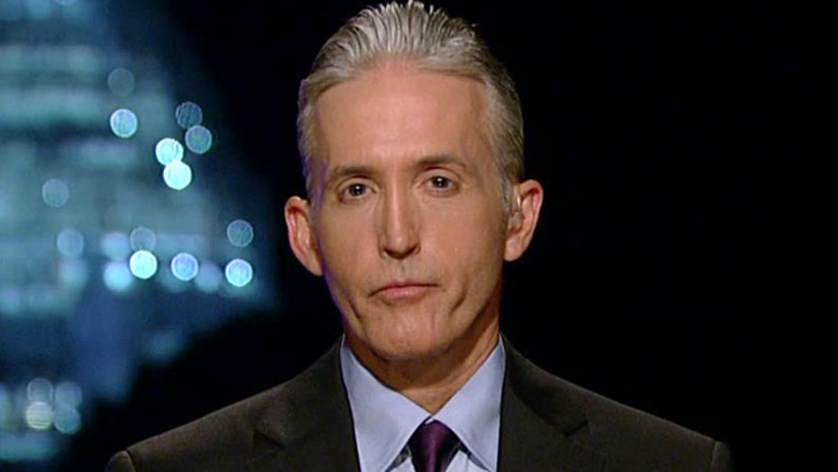 Rep. Trey Gowdy sounds off about latest Benghazi e-mails