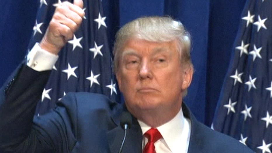 Trump: 'I am officially running for president'