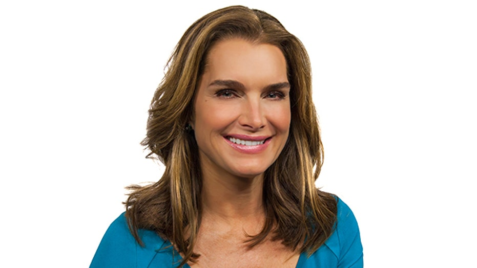 Brooke Shields on Having 'The Talk' With Her Kids